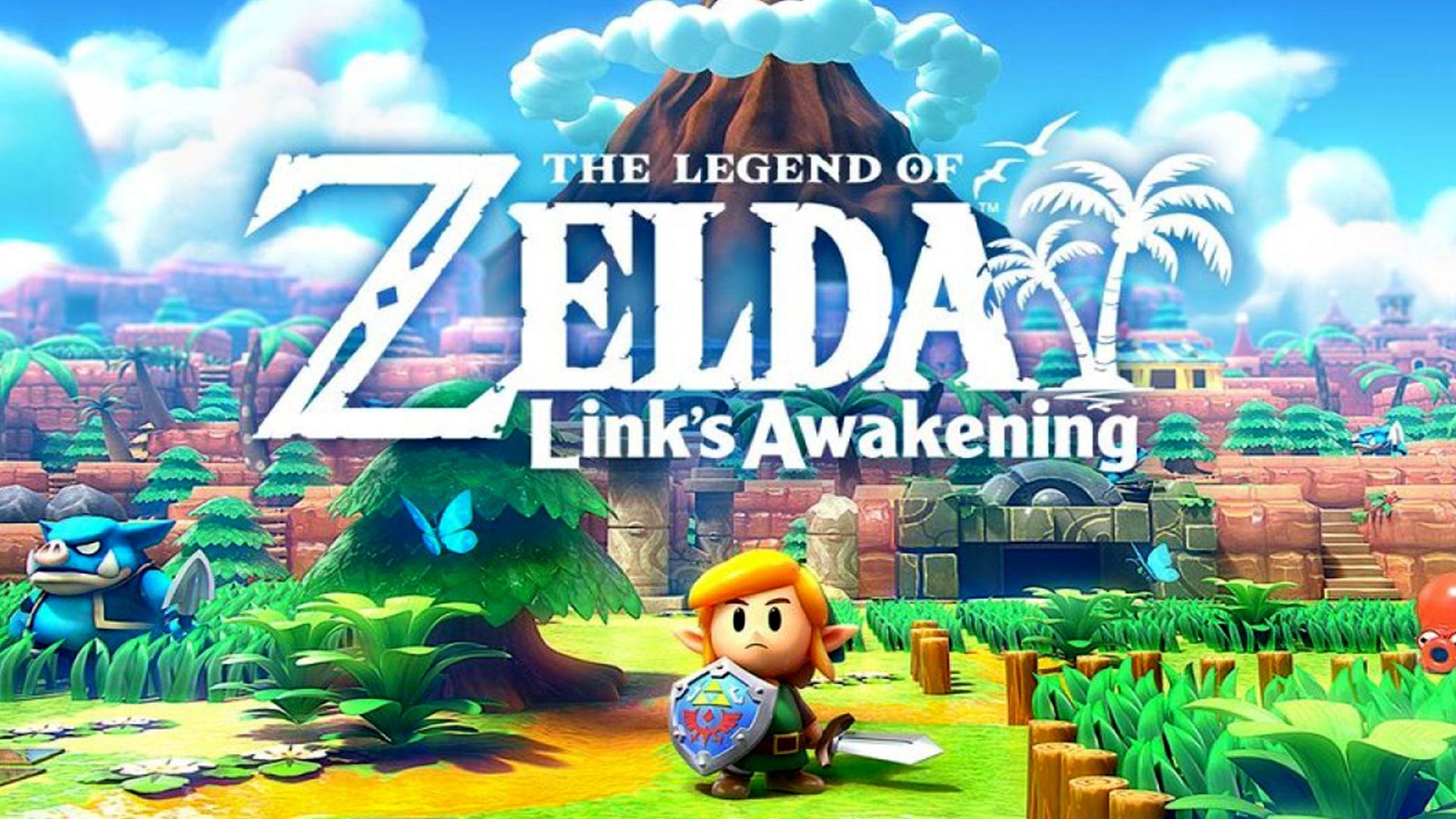 Nintendo could think about making Zelda Maker if Link's freezing