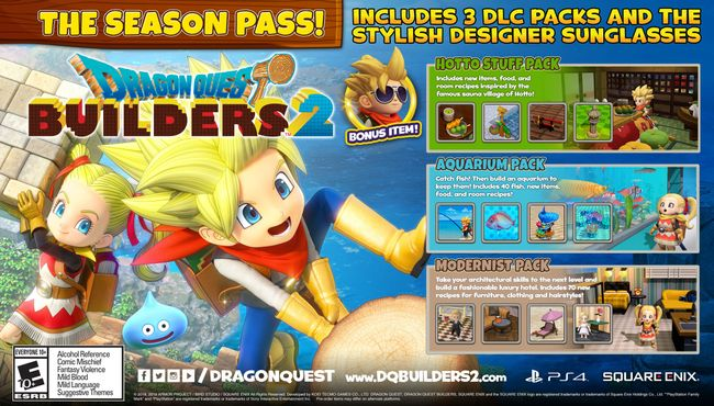 Dragon-Quest-Builders-2_SeasonPass, Square Enix, GamersRD