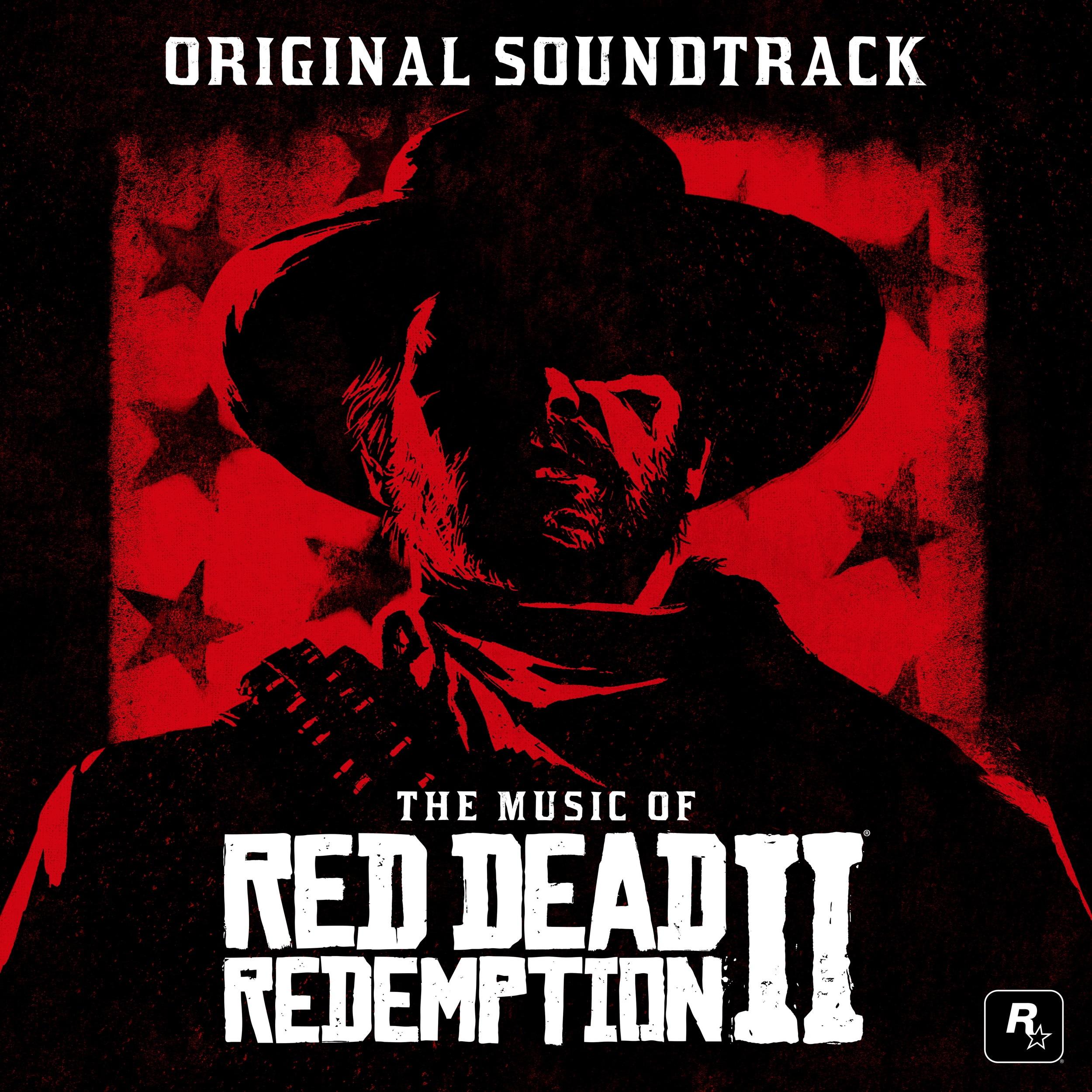 The Music of Red Dead Redemption 2 Original Soundtrack,GamerSRD