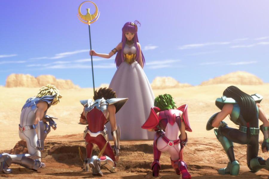 Saint Seiya: Los Caballeros del Zodiaco, Netflix Review