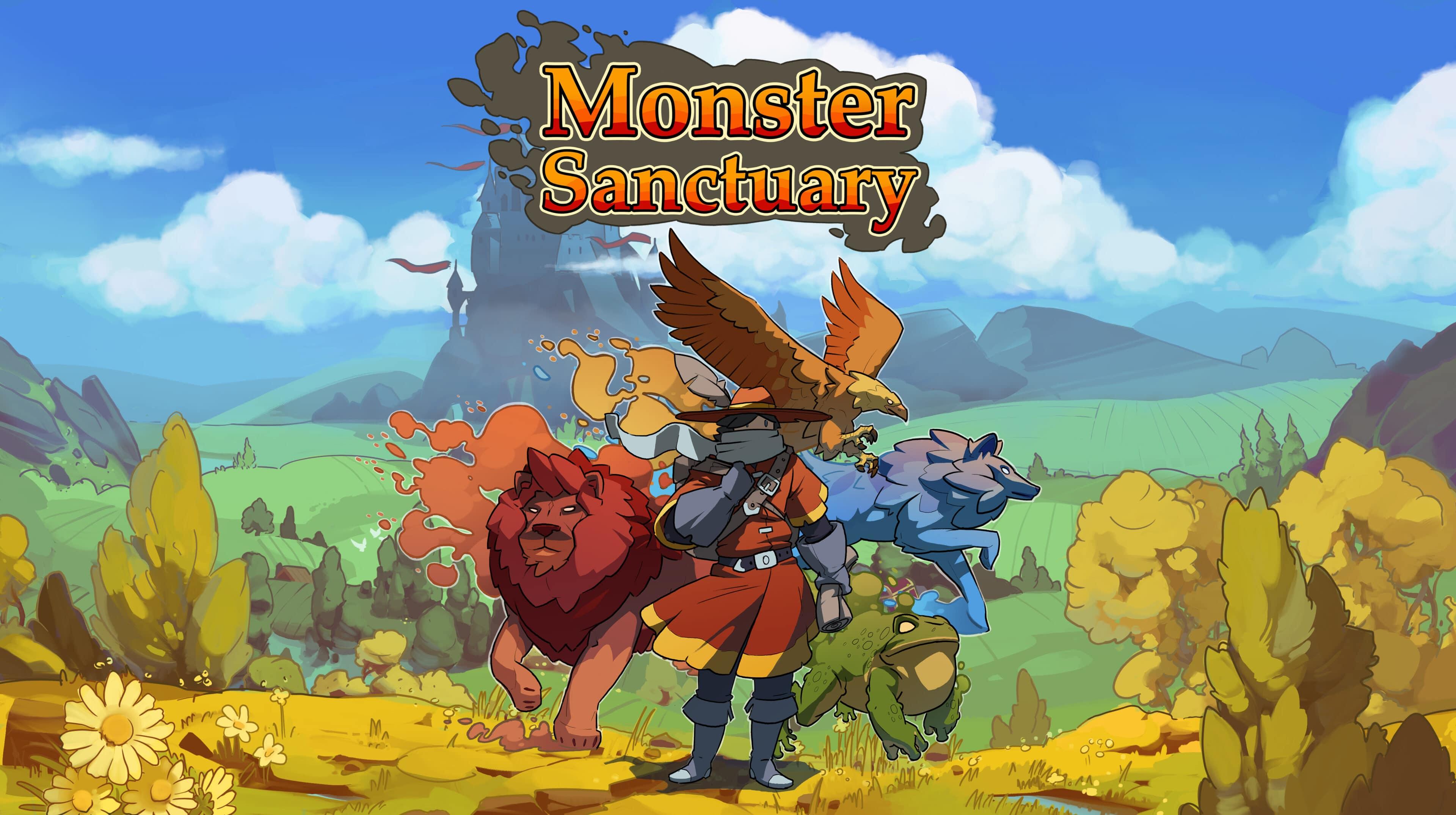 Monster Sanctuary llega a Early Access junto con nuevo trailer