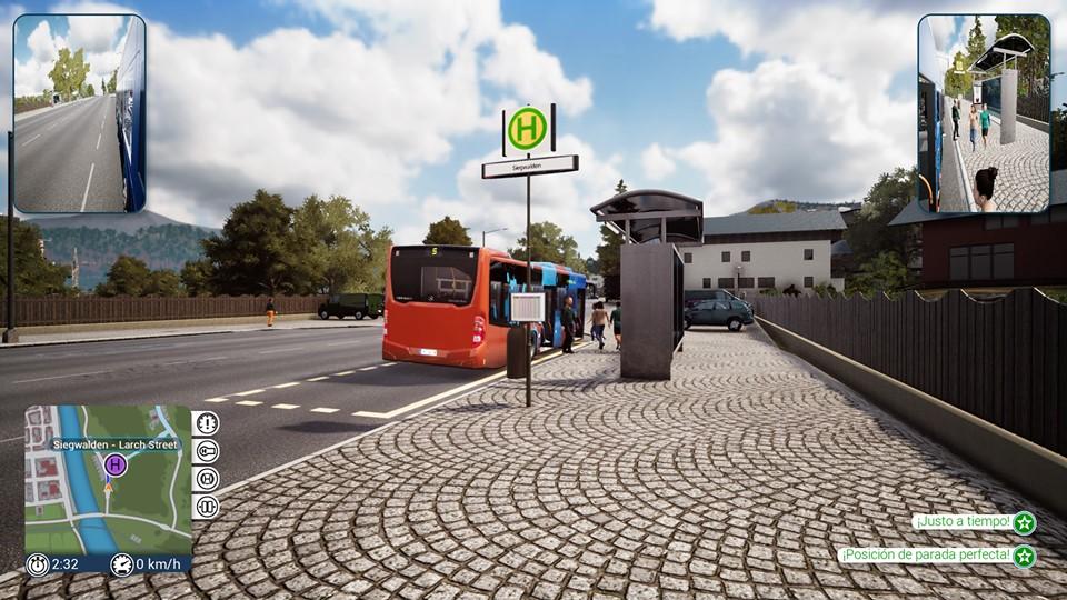 Bus Simulator, Review, GamersRD