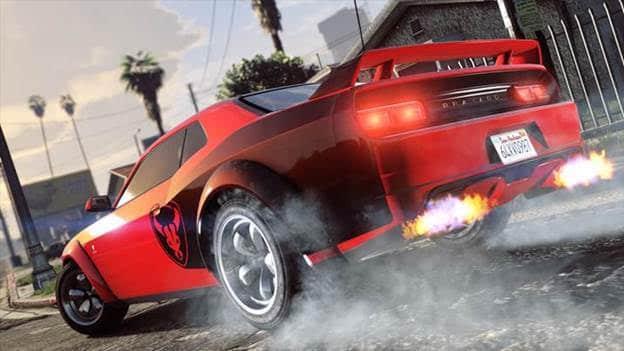 GTA online, Bravado Gauntet Hellfire, GamersRD