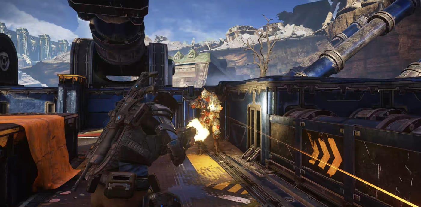 Gears 5, Review, 6,GamersRD