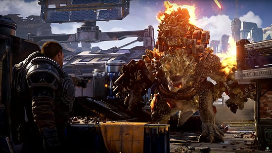Gears 5, Review, 7,GamersRD