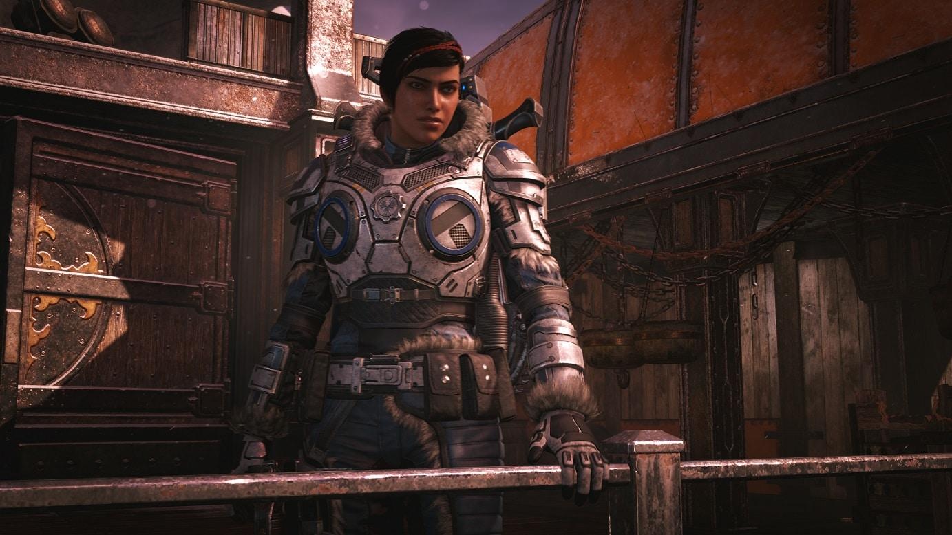 Gears 5, Review, GamersRD