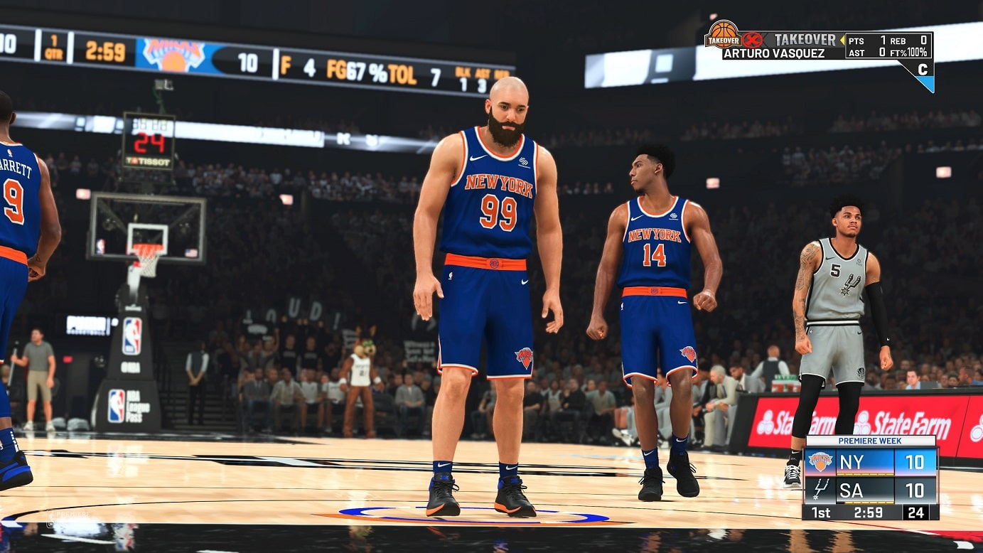 NBA 2K20 Review, 23GamersRD