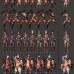 Gearbox revela gran colección de arte conceptual de Borderlands 3