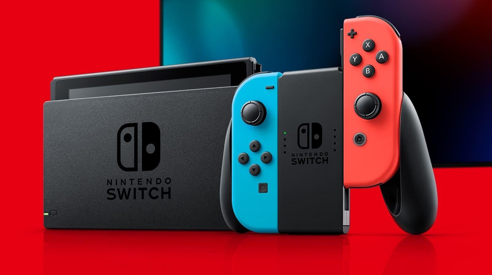 Nintendo Switch Ventas GamersRD