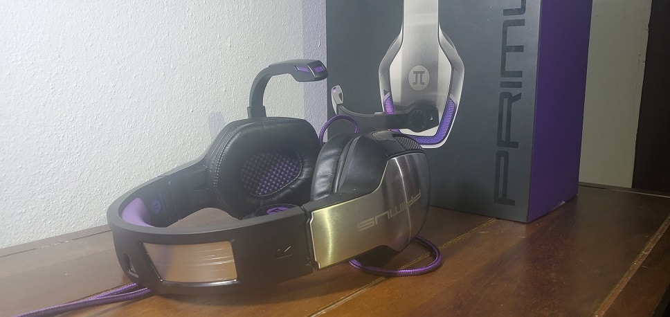 Primus Gaming Headsets Arcus 250S, GamersRD
