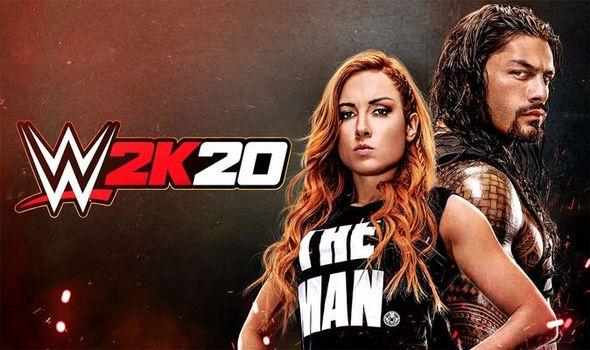 WWE 2K20, GamersRD