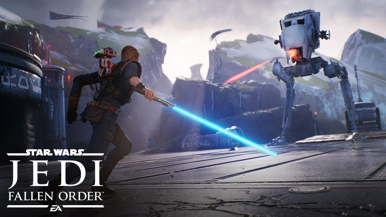 trailer lanzamiento star wars jedi fallen order gamersrd