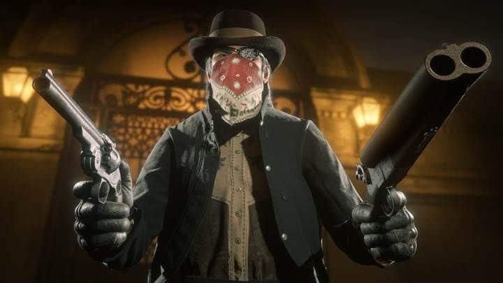 Red Dead Online, Rockstar Games, 1,GamersRD