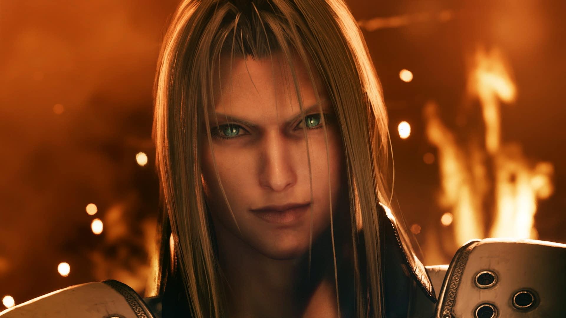 Un fan de Final Fantasy 7 comparte un boceto impresionante de Sephiroth, GamersRD