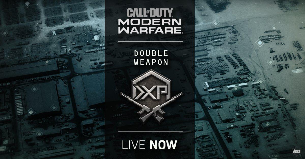 Call of Duty Modern Warfare evento gamersrd2