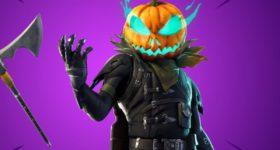 Dancing Pumpkin Man'