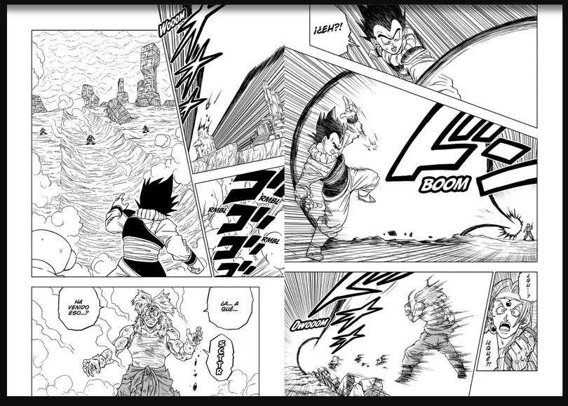 Manga de Dragon Ball Super confirma que Vegeta es mas poderoso que Goku GamersRD 2