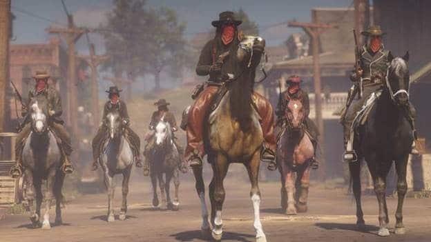 Red Dead Online, 1,GamerSRD