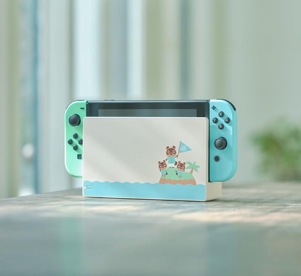 Animal Crossing New Horizons, Nintendo Switch, GamersRD