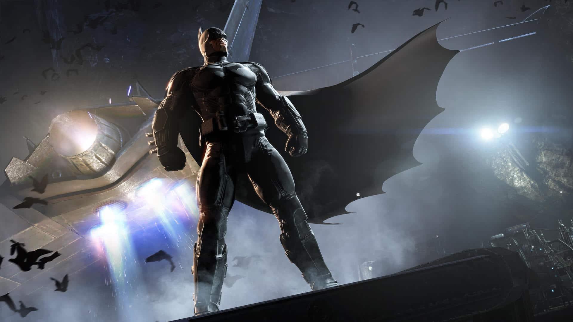 Batman Capture the Knight GamersRD