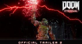 DOOM Eternal- Tailer 2 , GamersRD