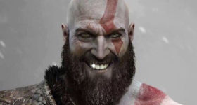 Kratos- Ps4- GamersRD