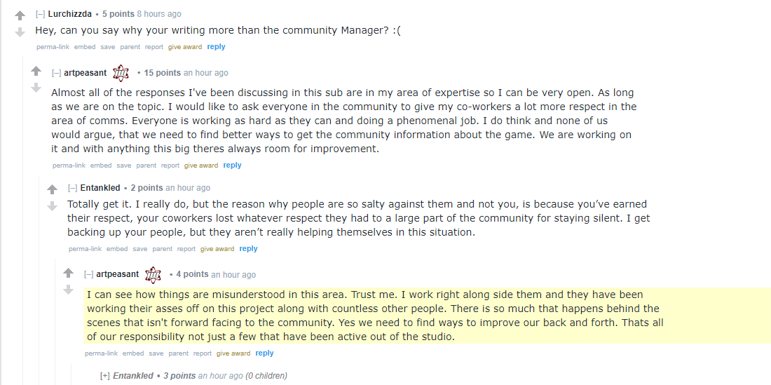 Modern Warfare Community Manager GamersRD
