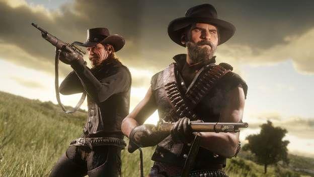 Red Dead Online, Rockstar Games, 1GamersRD