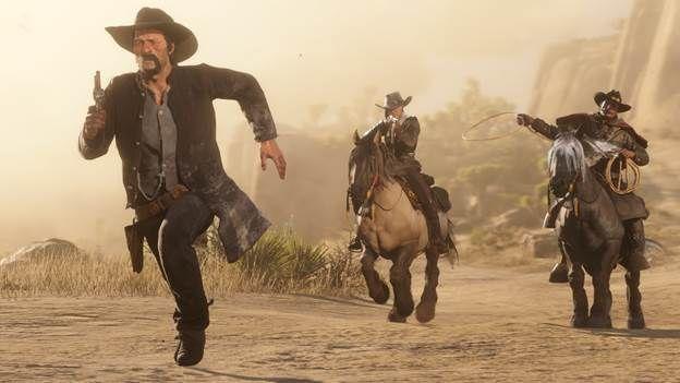 Red Dead Online, Rockstar Games, GamersRD
