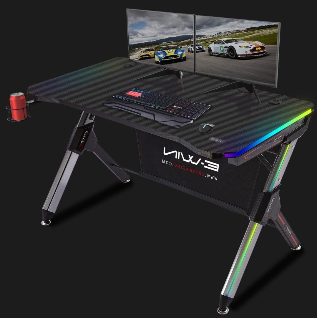 E-WIN 2.0 Edition RGB Gaming Desk Review,2, GamersRD