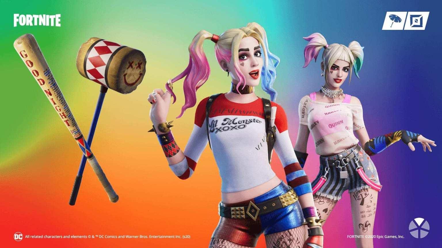 Evento de Harley Quinn en Fortnite comienza el dia de hoy