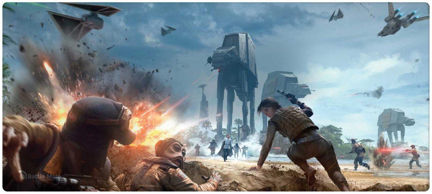 Fuentes indican que EA canceló un spinoff de Star Wars Battlefront