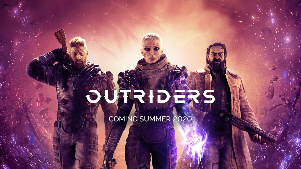 Square Enix presenta trailer oficial de Outriders para PS5 y Xbox Series X GamersRD