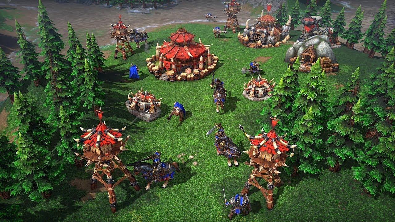 Blizzard, Warcraft 3, GamersRD