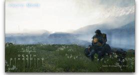 Actualización para Death Stranding agrega Modo Fotografía en PS4