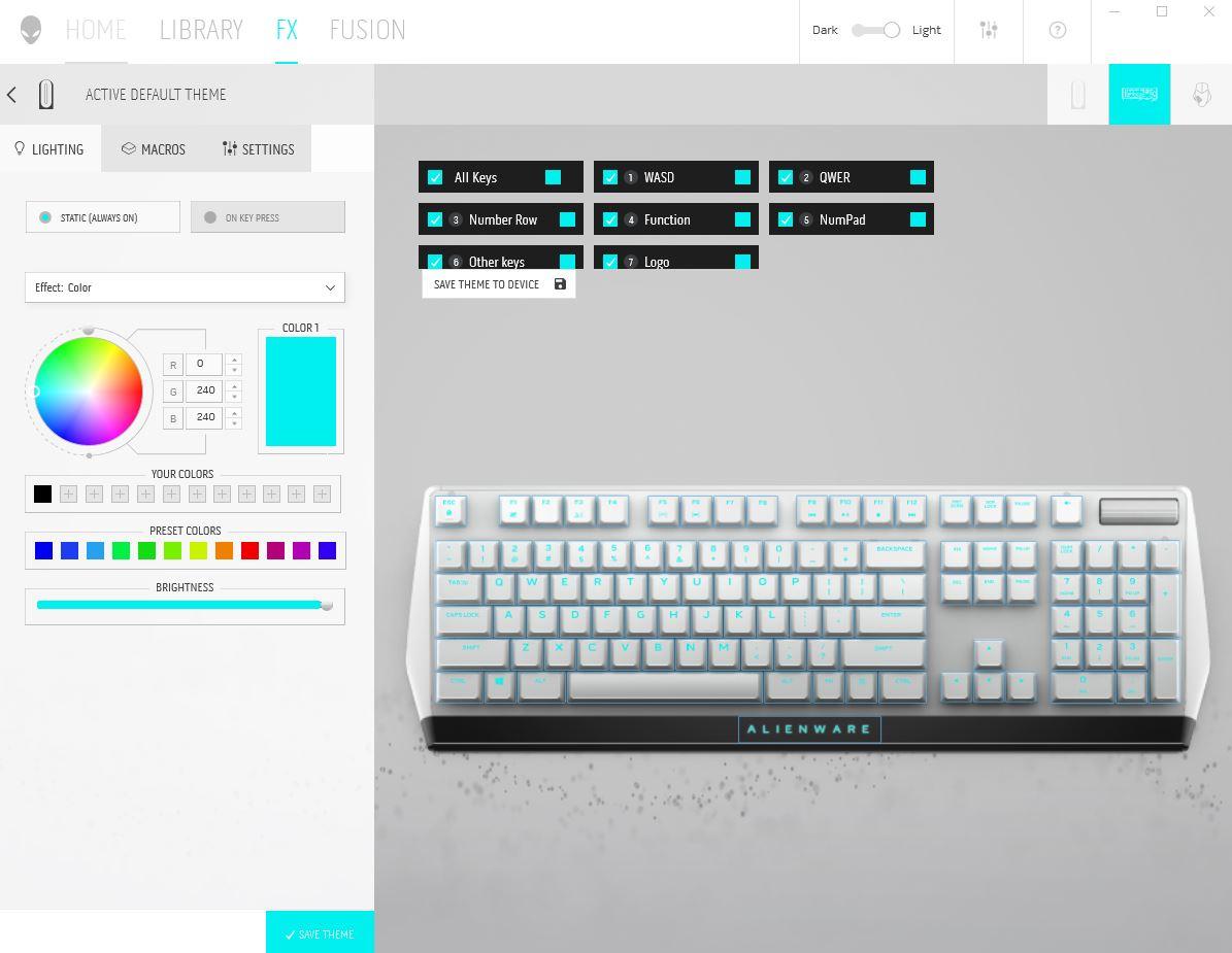 Alienware Low-Profile RGB Gaming Keyboard AW510K Review, 5,GamersRD
