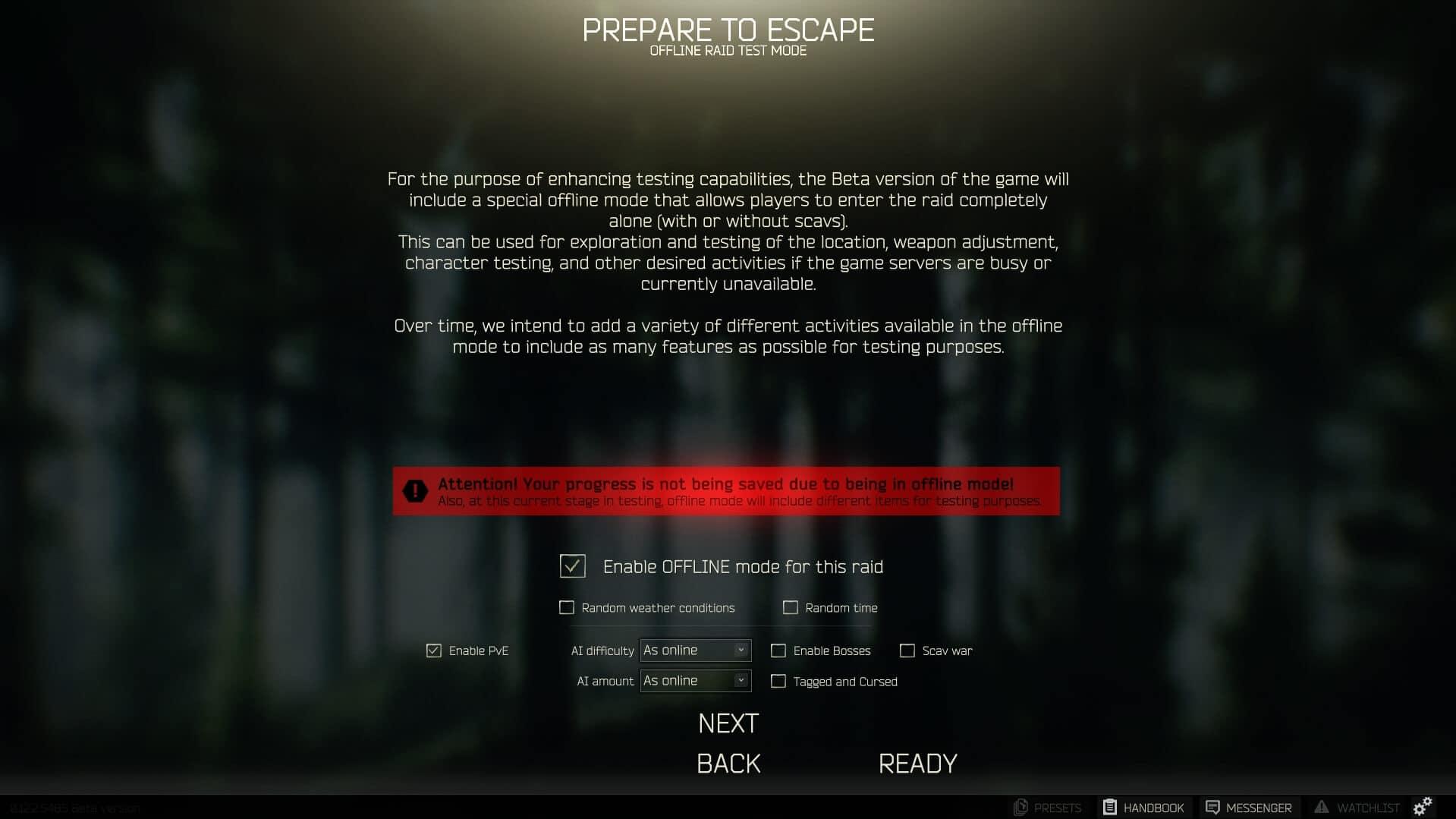"""Como sobrevivir en Escape From Tarkov y no """"morir"""" en el intento55"""