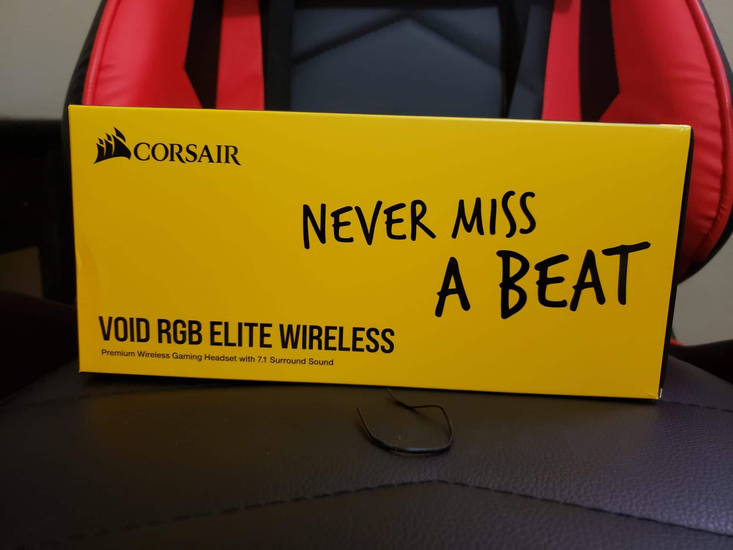 Corsair Headset Gamersrd