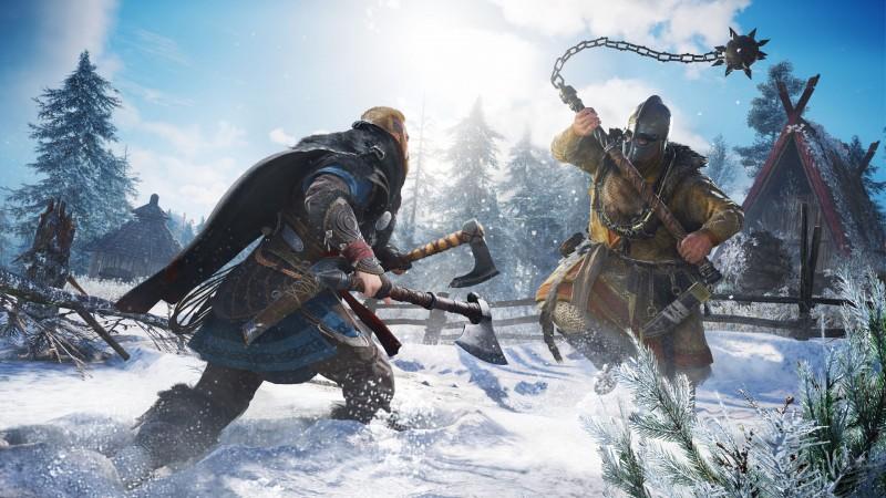 Assassins Creed Valhalla GamersRD443