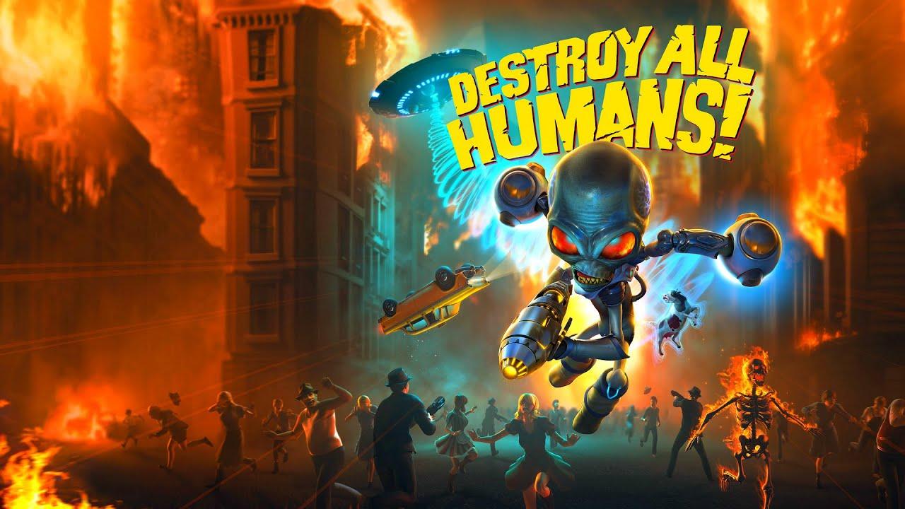 Destroy All Humans! - Release Date Trailer, GamersRD