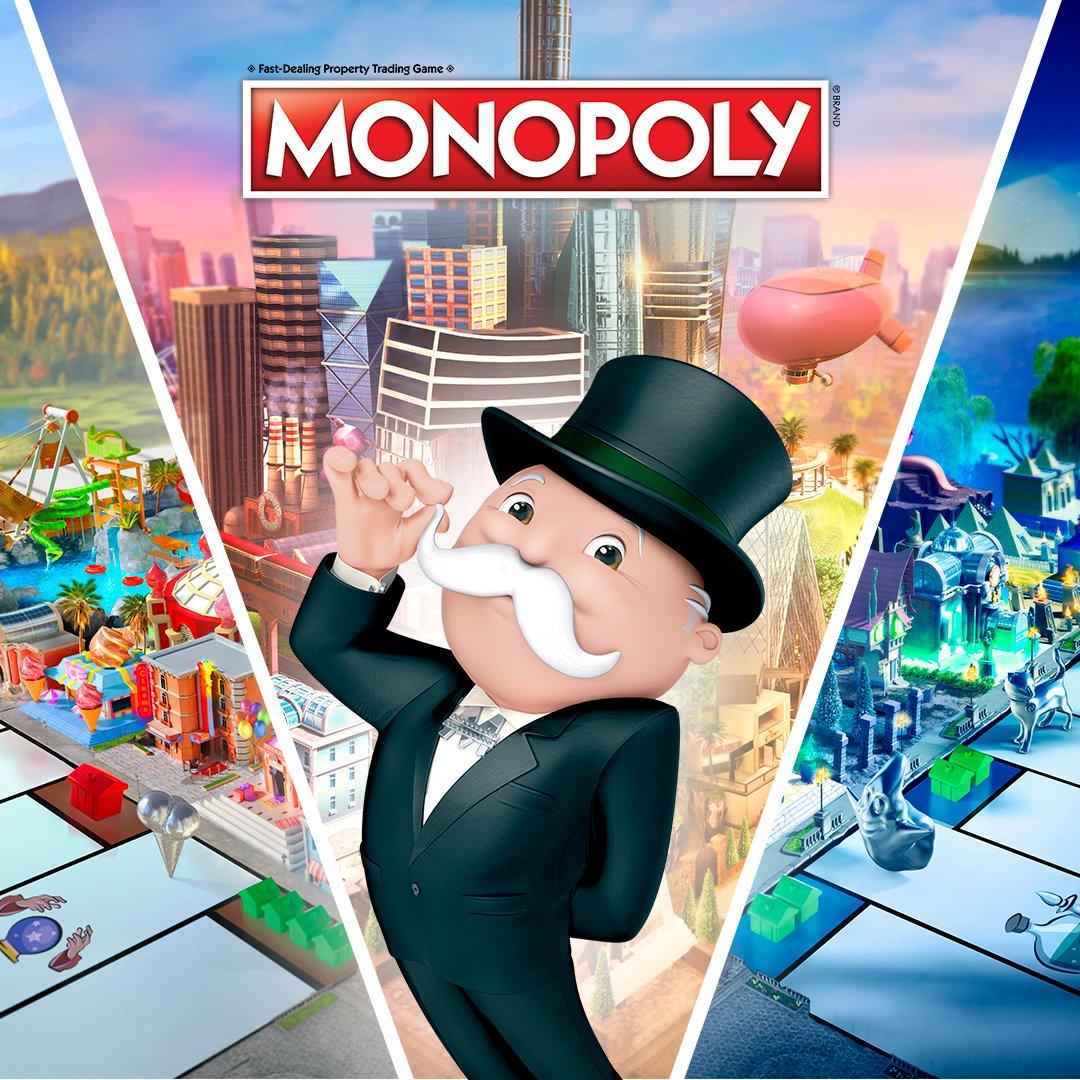 Fortnite parece estar haciendo colaboración con Monopoly, GamersRD