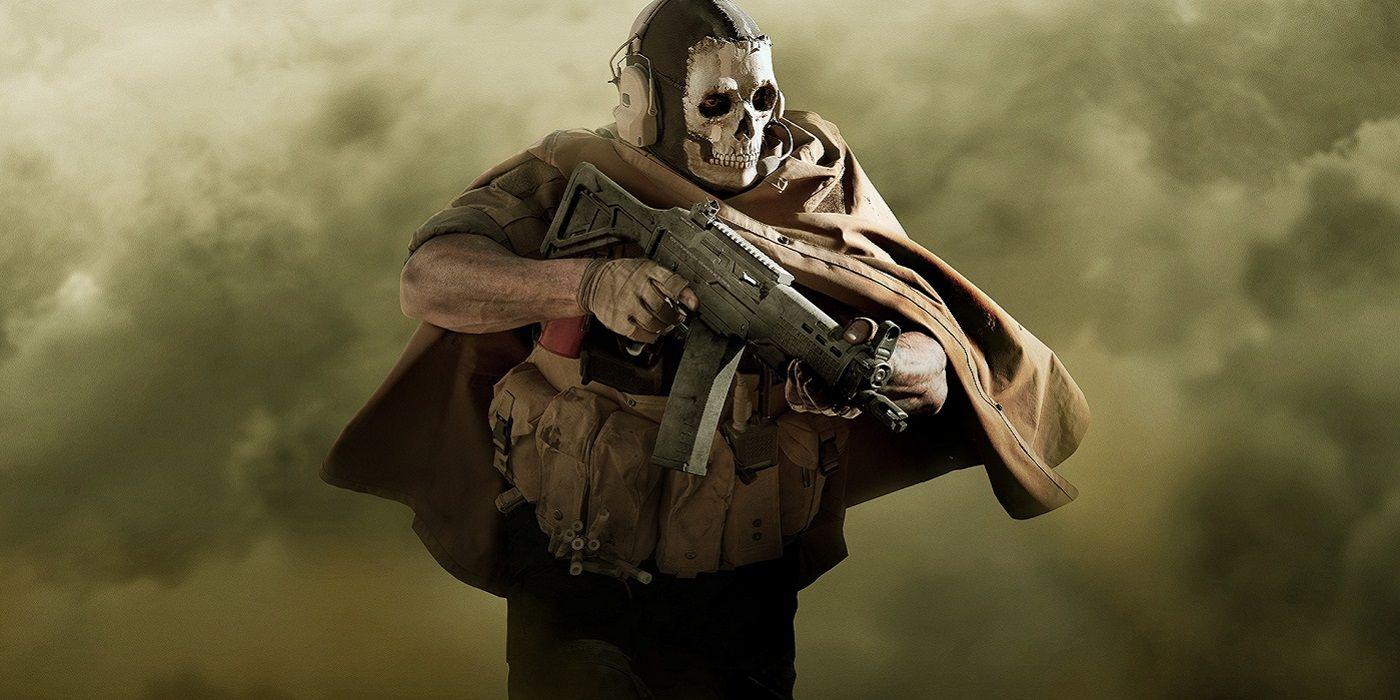 call-of-duty-modern-warfare-ghost, GamersRd