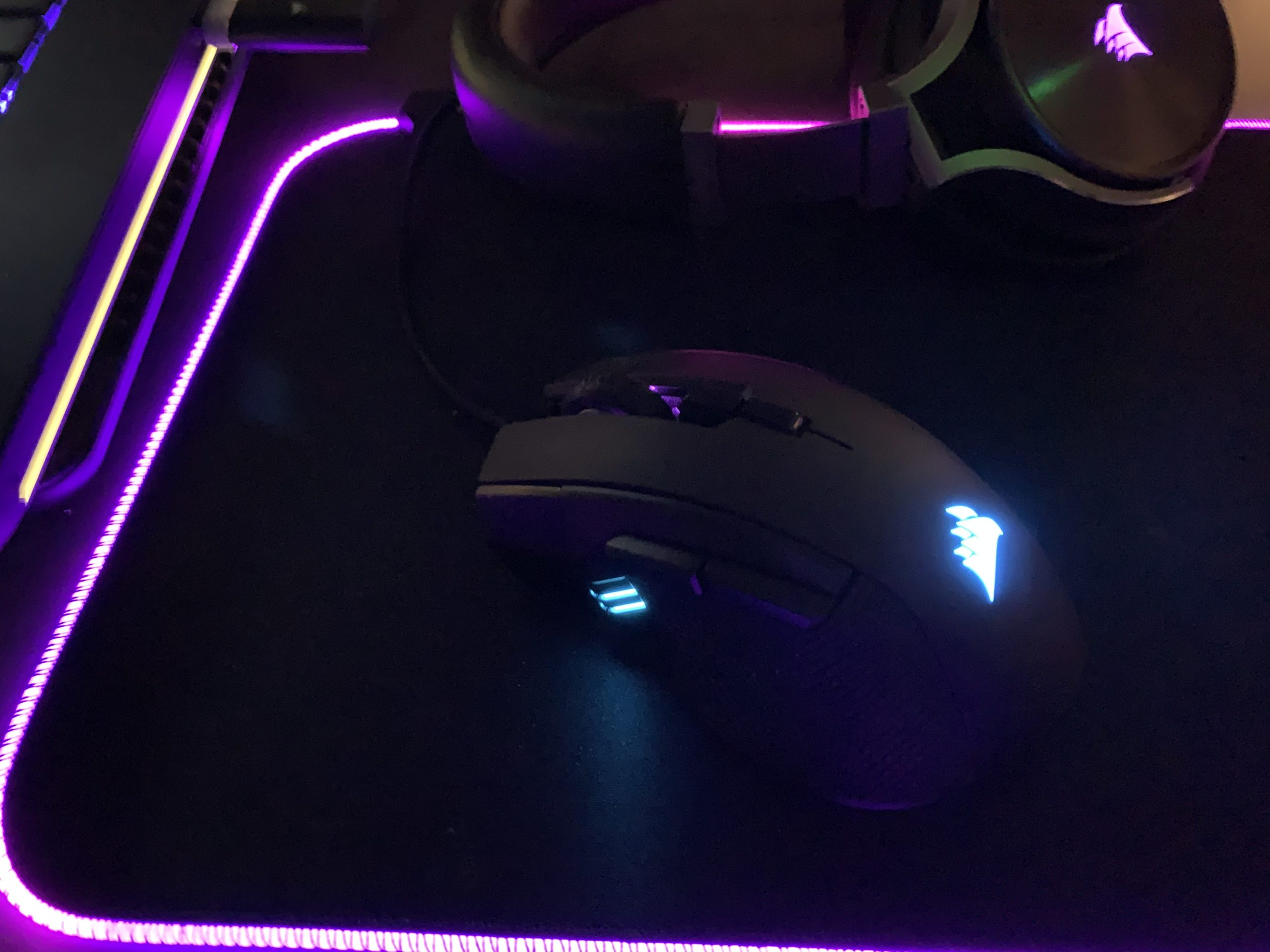 Corsair Ironclaw RGB Gaming Mouse Review GamersRD 15623222