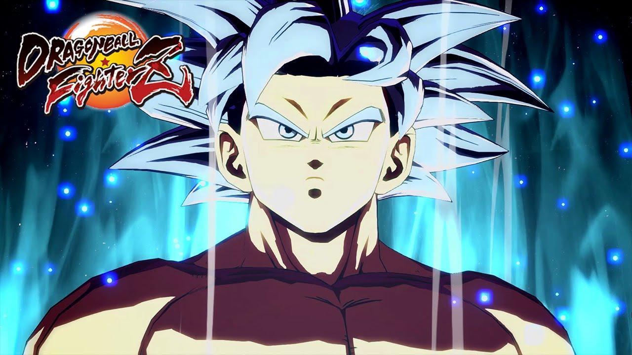 Ultra Instinct Goku , Dragon Ball FighterZ , GamersRD
