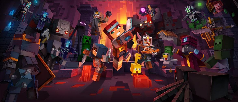 minecraft dungeons review gamersrd