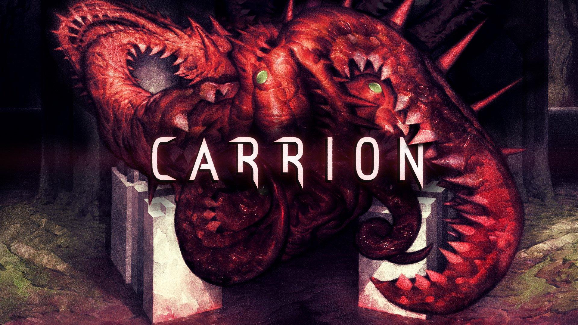 Carrion, Nintendo Switch, GamersRD