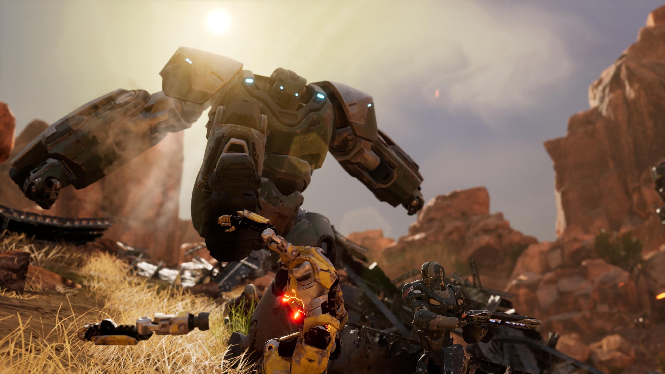 Disintegration Review GamersRD11