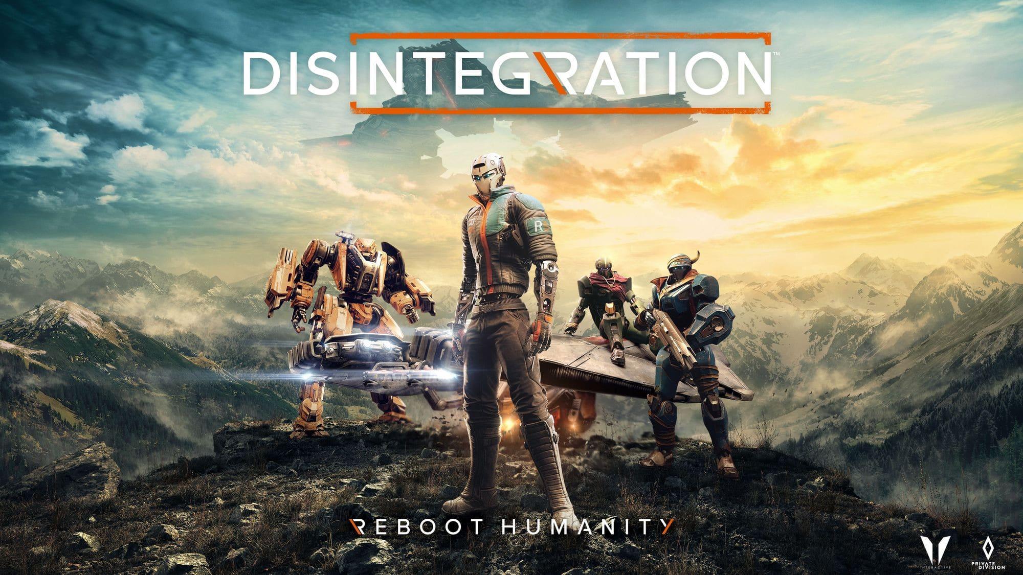 Disintegration ya está disponible para PS4, Xbox One y PC