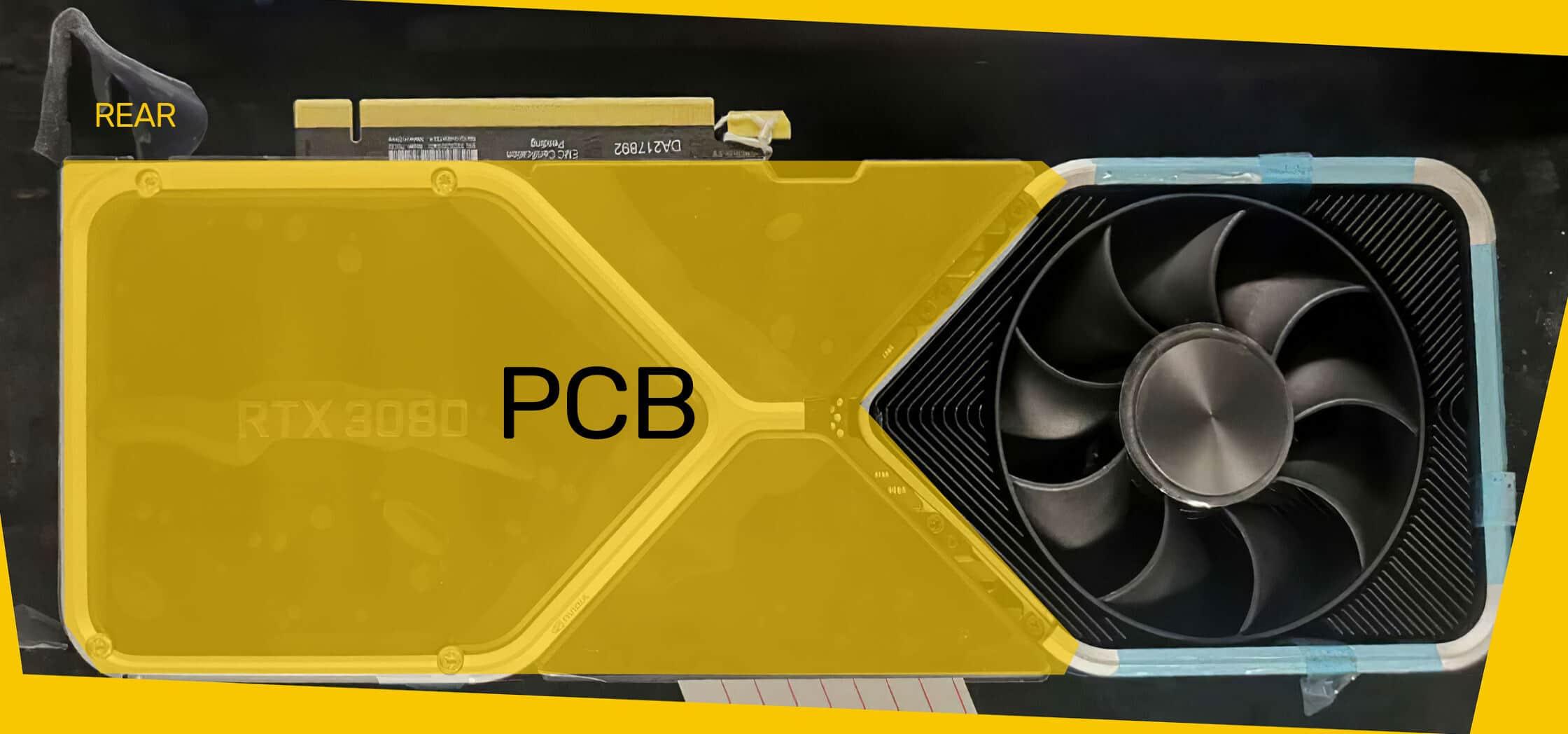 GPU NVIDIA GeForce RTX 3080, 2,GamersRD