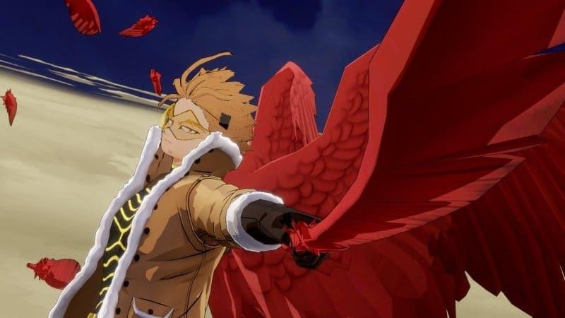 MY HERO ONE'S JUSTICE 2 – Hawks Launch Trailer- GamersRD